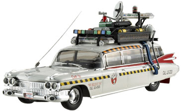 f1 sos fantomes ghostbusters ecto 1 a hotwheels elite. Black Bedroom Furniture Sets. Home Design Ideas