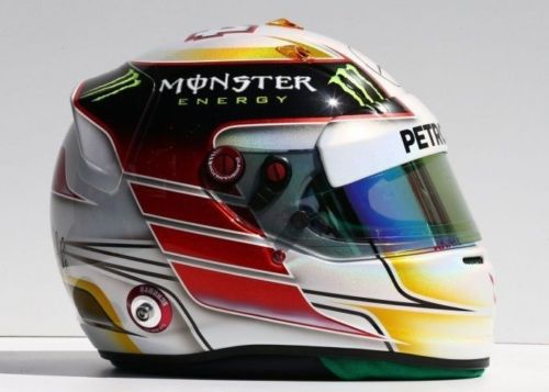 f1 miniature mercedes casque lewis hamilton champion du monde 2015 mini helmet 1 2. Black Bedroom Furniture Sets. Home Design Ideas