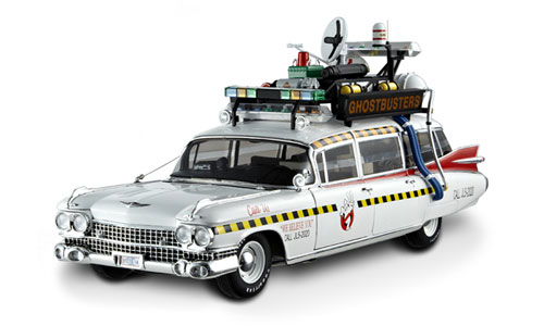 f1 sos fantomes ghostbusters ecto 1a hotwheels elite. Black Bedroom Furniture Sets. Home Design Ideas